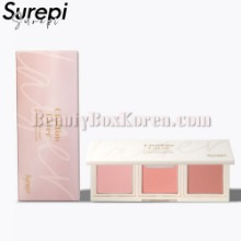 SUREPI Chiffon Layer Blusher 5g*3colors