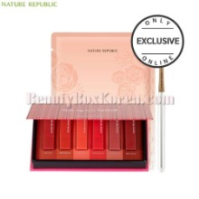 NATURE REPUBLIC Kiss My Mini Lipstick Kit Set 3items [Online Excl.]