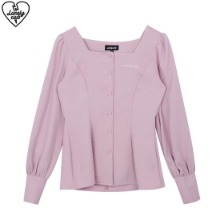 LONELY CLUB Lonely Square Neck Blouse 1ea,Beauty Box Korea