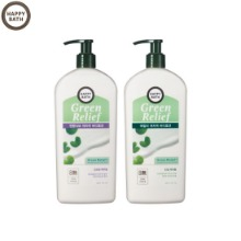 HAPPY BATH Green Relief Body Lotion 400ml