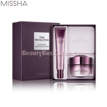 MISSHA Time Revolution Night Repair Probio Ampoule Cream Special Set 2items
