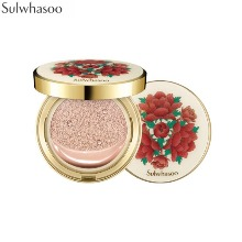 SULWHASOO Perfecting Cushion Intense Limited SPF50+ PA+++ 15g*2ea [Chilbo Collection]