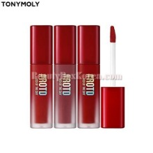 TONYMOLY Lip Market Velvet Smudging Tint 4g [#ROTD Red Of The Day Edition]