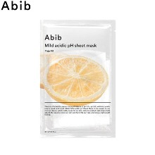 ABIB Mild Acidic pH Sheet Mask 30ml