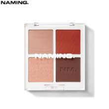 NAMING Color-quartet Eye Palette 13.5g
