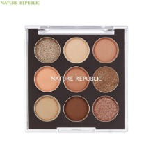 NATURE REPUBLIC Pro Touch Killing Point Shadow Palette 9g