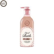 HAPPY BATH City of Bath Sugar Walnut Scrub Wash 650ml
