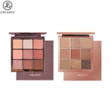 CELEFIT The Bella Collection Eyeshadow Palette 17g