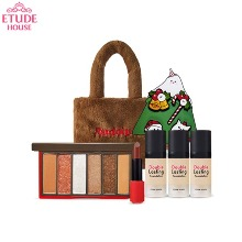 ETUDE HOUSE Rudolph Holiday Look #2 Rudolph, Pulling The Sleigh Set 7items [2019 Holiday Collection][Online Excl.]