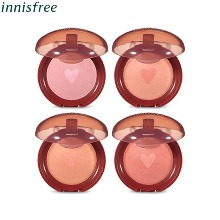 INNISFREE Fig Heart Blusher 5g [Fig Edition]