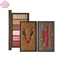 ETUDE HOUSE Rudolph, Coming To Town Play Color Eyes Mini 6g [2019 Holiday Collection]