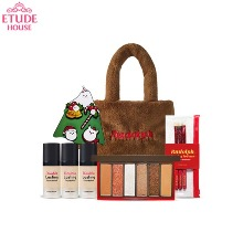 ETUDE HOUSE Rudolph Eyes #2 Rudolph, Pulling The Sleigh Set 9items [2019 Holiday Collection][Online Excl.]