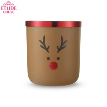 ETUDE HOUSE Rudolph, Coming To Town Scented Candle 1ea [2019 Holiday Collection]