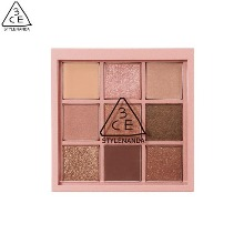 3CE Minimal Elements Multi Eye Color Palette #Overtake 8.1g