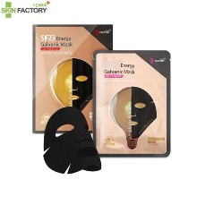 SKINFACTORY SF23 Energy Galvanic Mask The Premium 23g*5ea
