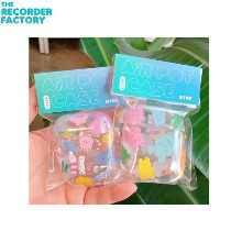 THE RECORDER FACTORY Clear Airpod Case 1ea