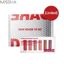 MISSHA Dare Rouge To Go Kit 1.2g*6ea [Limited]