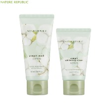 NATURE REPUBLIC Cotton Armpit Kit 2items