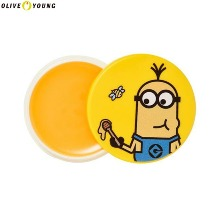 OLIVE YOUNG MINIONS Honey With Banana Moist Lip Balm 9g