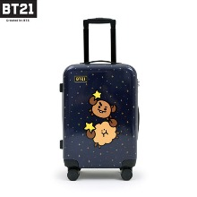 "BT21 Luggage Universta 24"" 1ea [BT21 x MONOPOLY]"