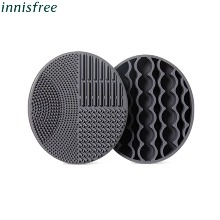 INNISFREE Brush Cleaning Pad & Holder 1ea