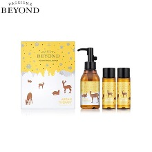 BEYOND Holiday Special Edition Argan Therapy Signature Oil Set 3items [BEYOND X DAILYLIKE]