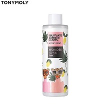 TONYMOLY BOUFFANTS Wonder Ceramide Toner 500ml [TONYMOLY X BOUFFANTS & BROKEN HEARTS]