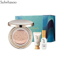 SULWHASOO Perfecting Cushion EX Limited Set 4items [2019 Colorful Holiday Collection]