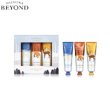 BEYOND Holiday Special Edition Classic Hand Cream Gift Set 3items [BEYOND X DAILYLIKE]
