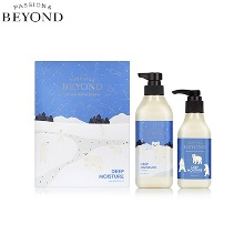 BEYOND Holiday Special Edition Deep Moisture Shampoo Set 2items [BEYOND X DAILYLIKE]