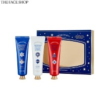 THE FACE SHOP Holiday Daily Hand Cream Set 3items [2019 Holiday Edition Twinkle Party]