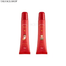 THE FACE SHOP Fmgt Lip Care Cream Set 2items [2019 Holiday Edition Twinkle Party]