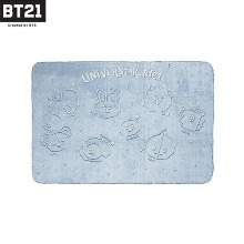 BT21 Universtar Fleece Blanket 1ea