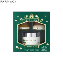 FARMACY Sweet Greens Limited Edition Holiday Gift Set 3items