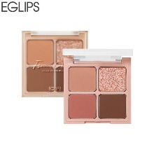 EGLIPS Color Fit Eye Palette 8.2g