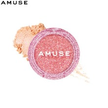 AMUSE Pink Snowball Highlighter #01 Too Much Beam 4.5g [Pink Snowball Collection]