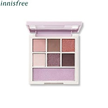INNISFREE Like It Color #Crystal Mauve 7Pan Color Palette 7.2g