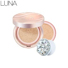 LUNA Essence Crystal Cushion+Grip Tok Special Set 3items