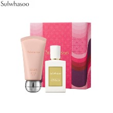 SULWHASOO Hand Cream White Breath Set 2items [2019 Colorful Holiday Collection]
