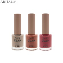 ARITAUM MODI Glam Nails 9ml [La Vie en Rose Collection]
