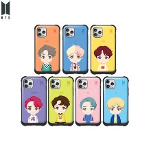 BTS Upper Body Volume Bumper Slide Case 1ea