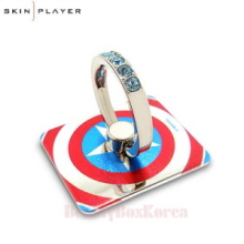 SKIN PLAYER 6Items Marvel Smart Phone Ring,SKIN PLAYER