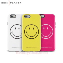 SKIN PLAYER 3Items Smiley Protect Phone Case,SKIN PLAYER