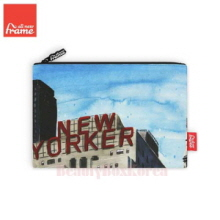 ALL NEW FRAME New York City Pouch 1ea,ALL NEW FRAM