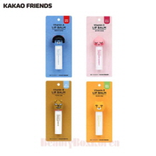 KAKAO FRIENDS On The Body Lip Balm 4.8g 1ea,LG HOUSEHOLD & HEALTH CARE Ltd.