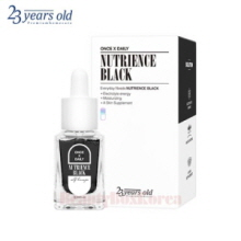 23 YEARS OLD Nutrience Black 15ml,23 Years Old