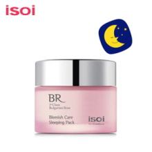 ISOI Bulgarian Rose Blemish Care Sleeping Pack 50ml,ISOI