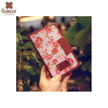 FLABONI Meomory of The Old Nosegay Rose Pink Wallet Phonecase,FLABONI