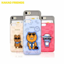 KAKAO FRIENDS Travel Slide Card Bumper Phone Case,KAKAO FRIENDS