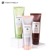 TONYMOLY Gold-Royal Foam Cleanser 3set  (150ml*3),TONYMOLY